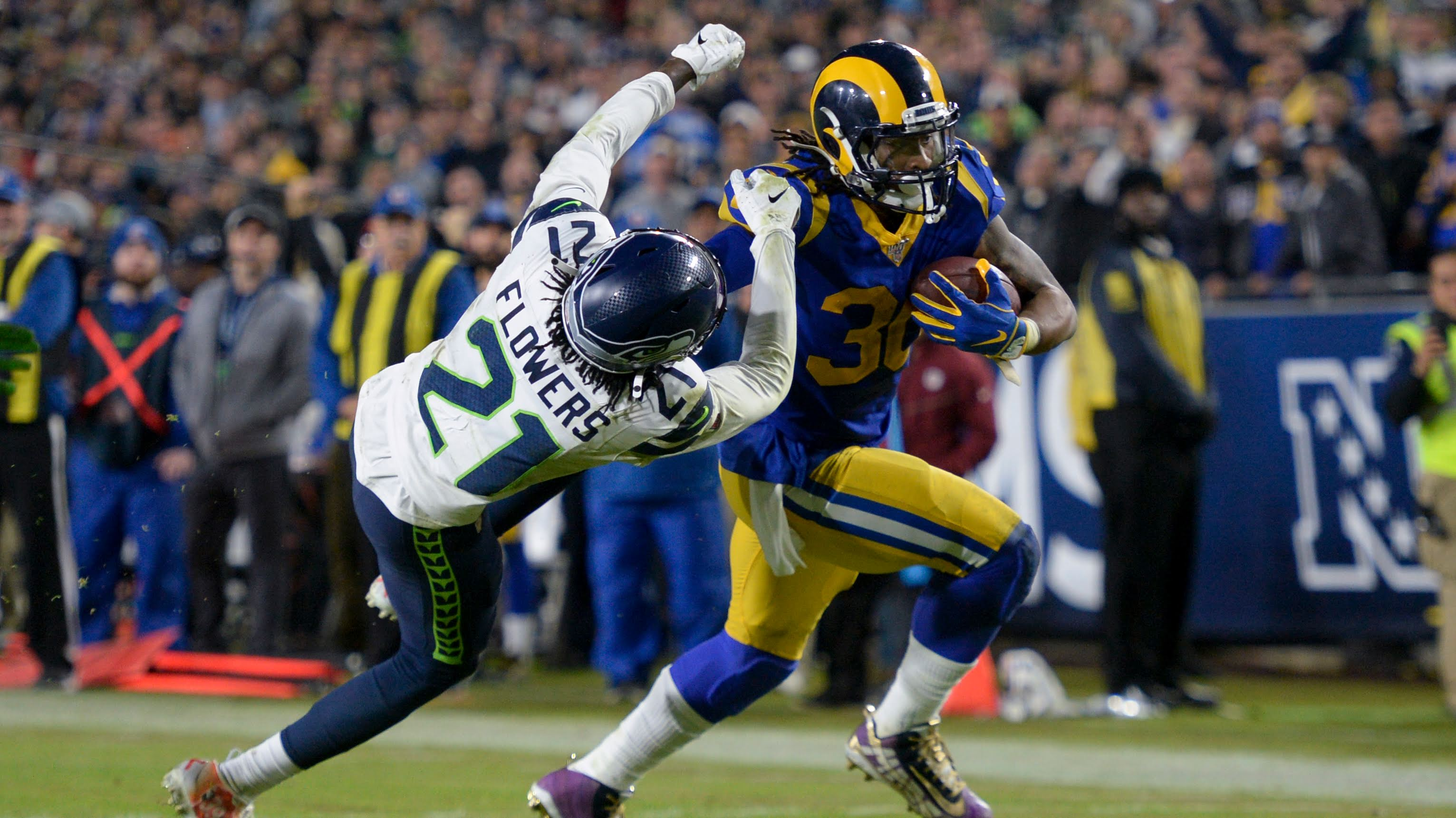 Los Angeles Rams Release Their Leading Rusher Todd Gurley