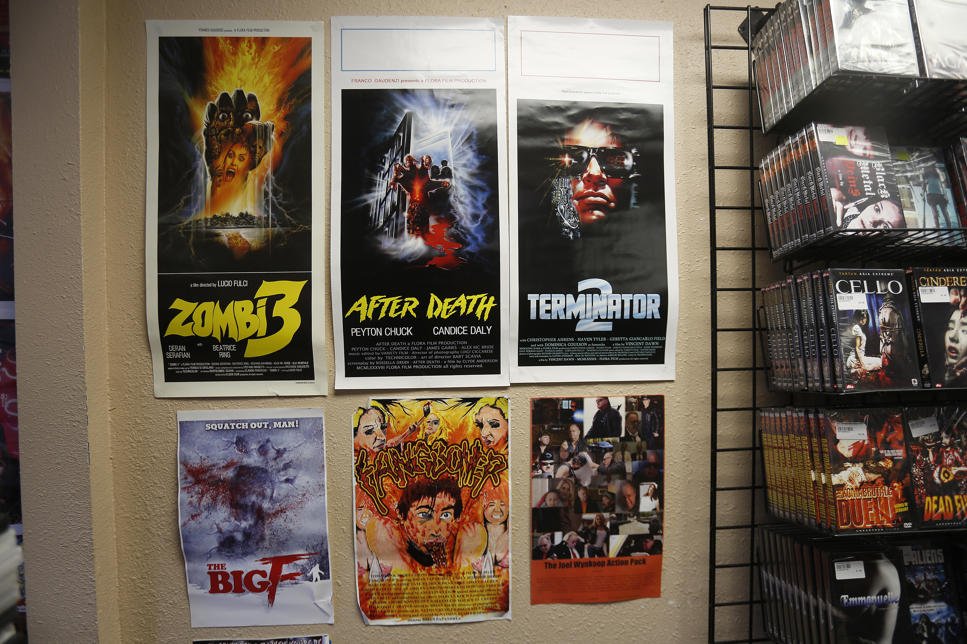 Amor En Fin Movie Online tampa video store isn't just hanging on. it's thriving on