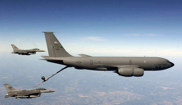 For Crews On Air Force KC 135 Tankers Parachutes Are Not An