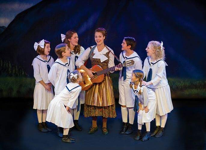 Show Palace Dinner Theatre presents 'The Sound of Music'