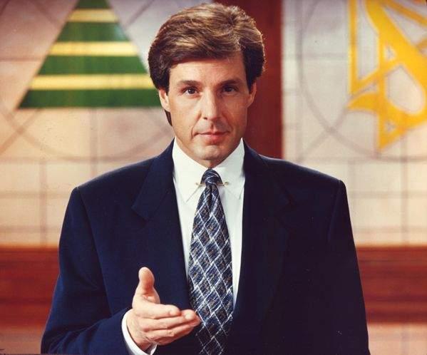 Larry Anderson, star of Scientology's 'Orientation' film