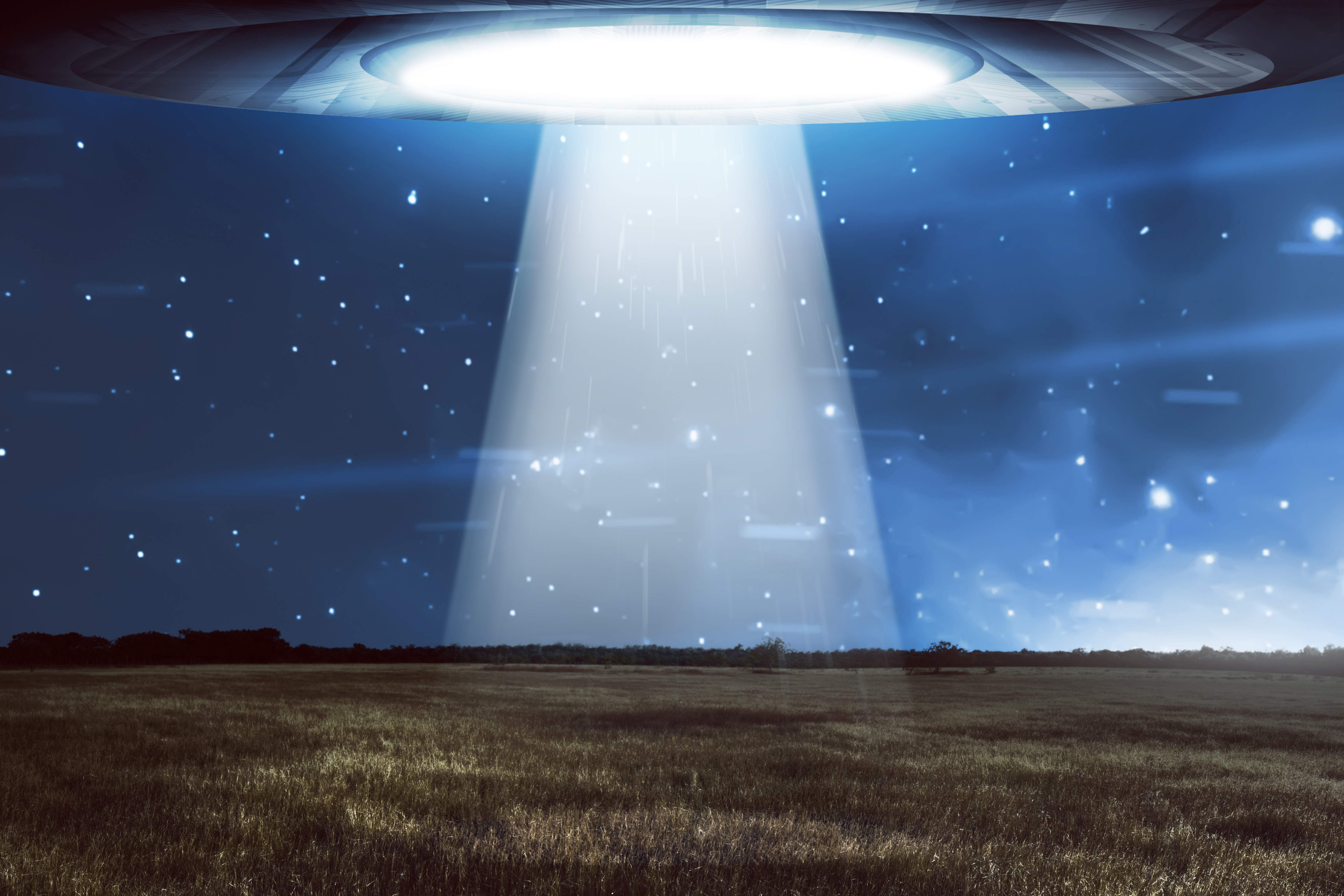 Alien spaceship may lay off Florida coast, says Discovery
