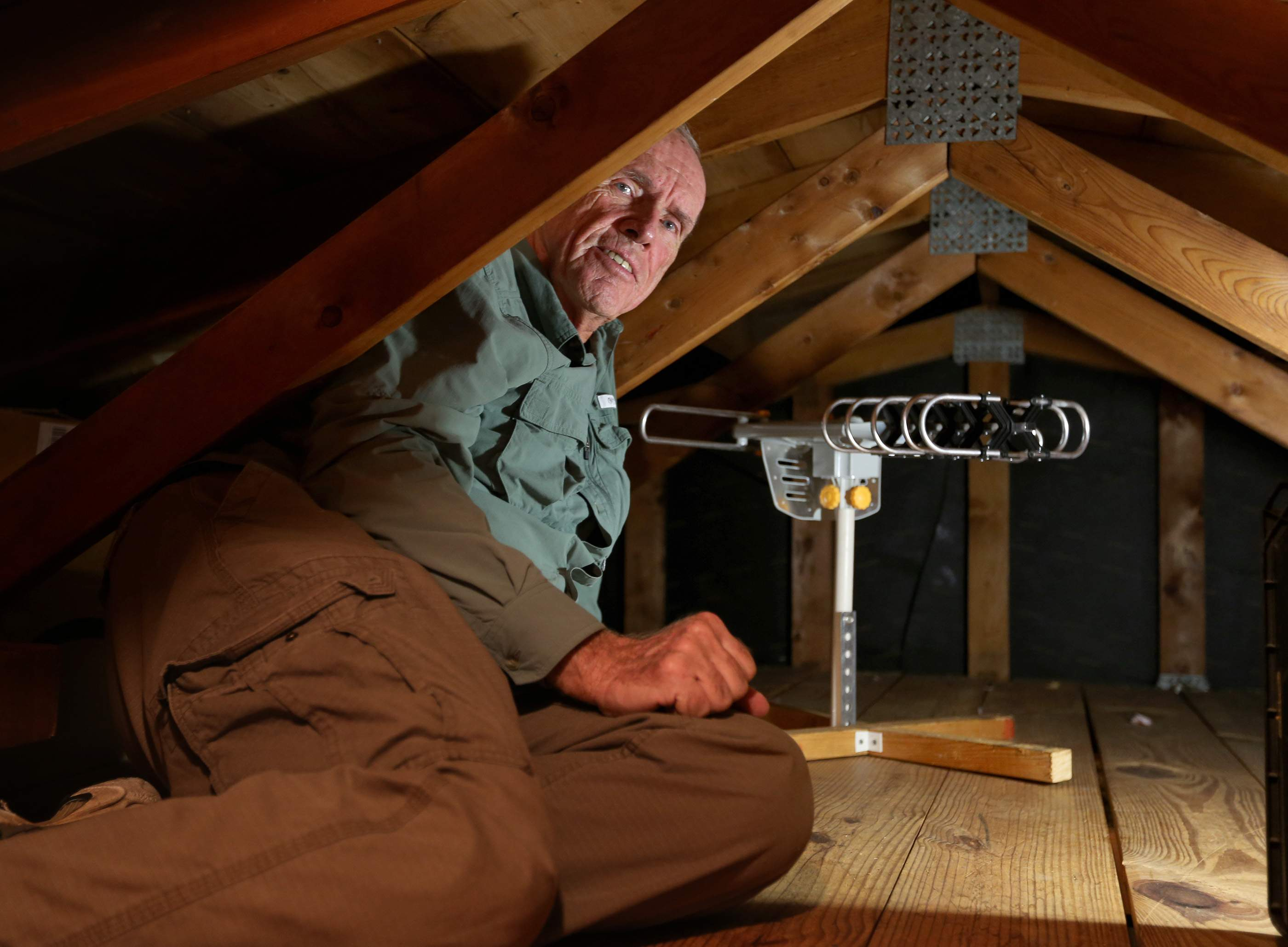 Best Attic Antenna 2020.Looking To Cut The Cord Consider An Antenna