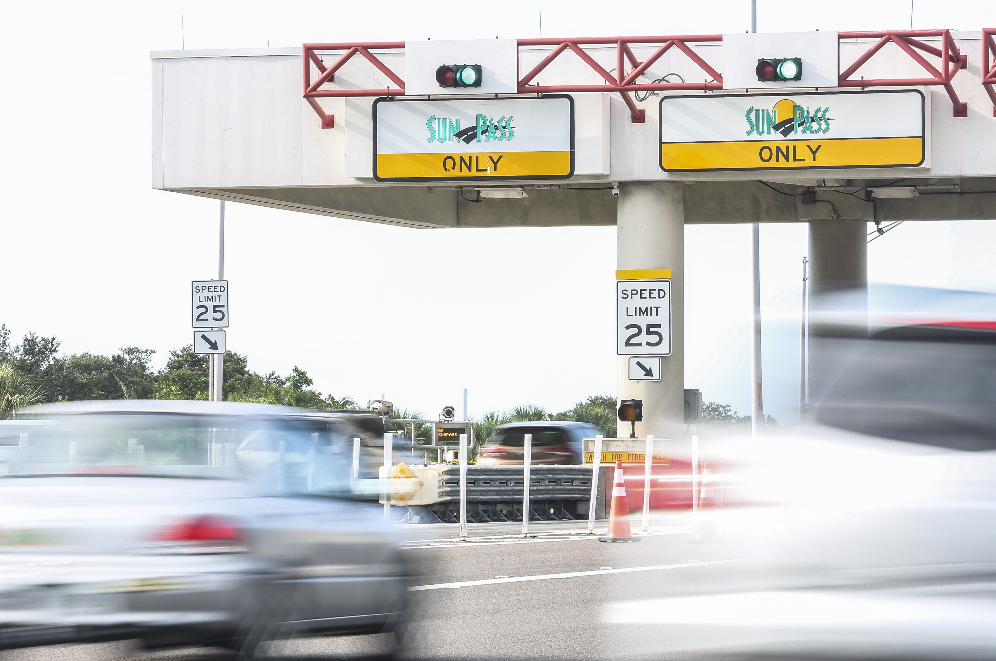 florida spent $3.6 million for a company to drop its sunpass