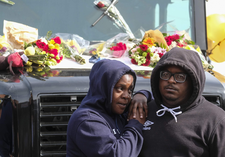 Violence erupts during Nipsey Hussle vigil
