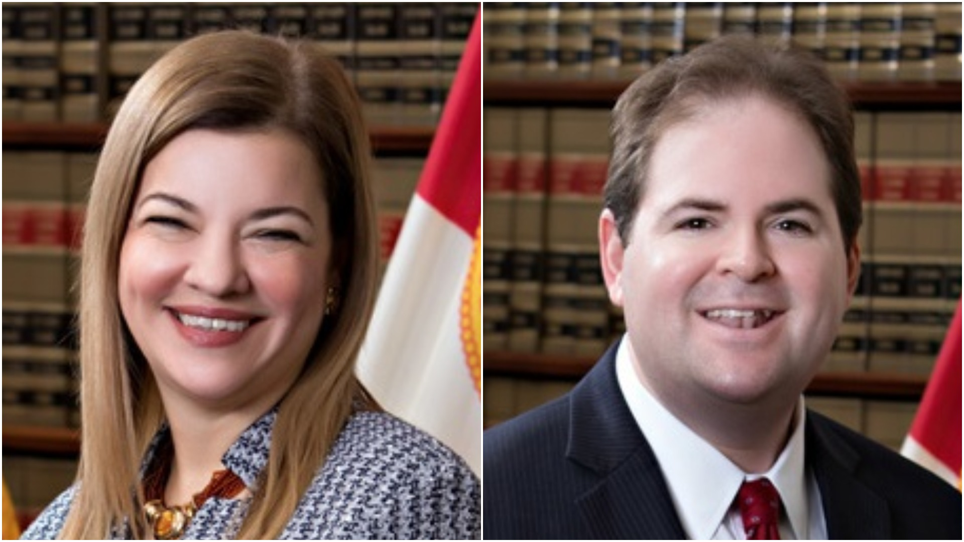 Two Florida Supreme Court justices appointed to federal