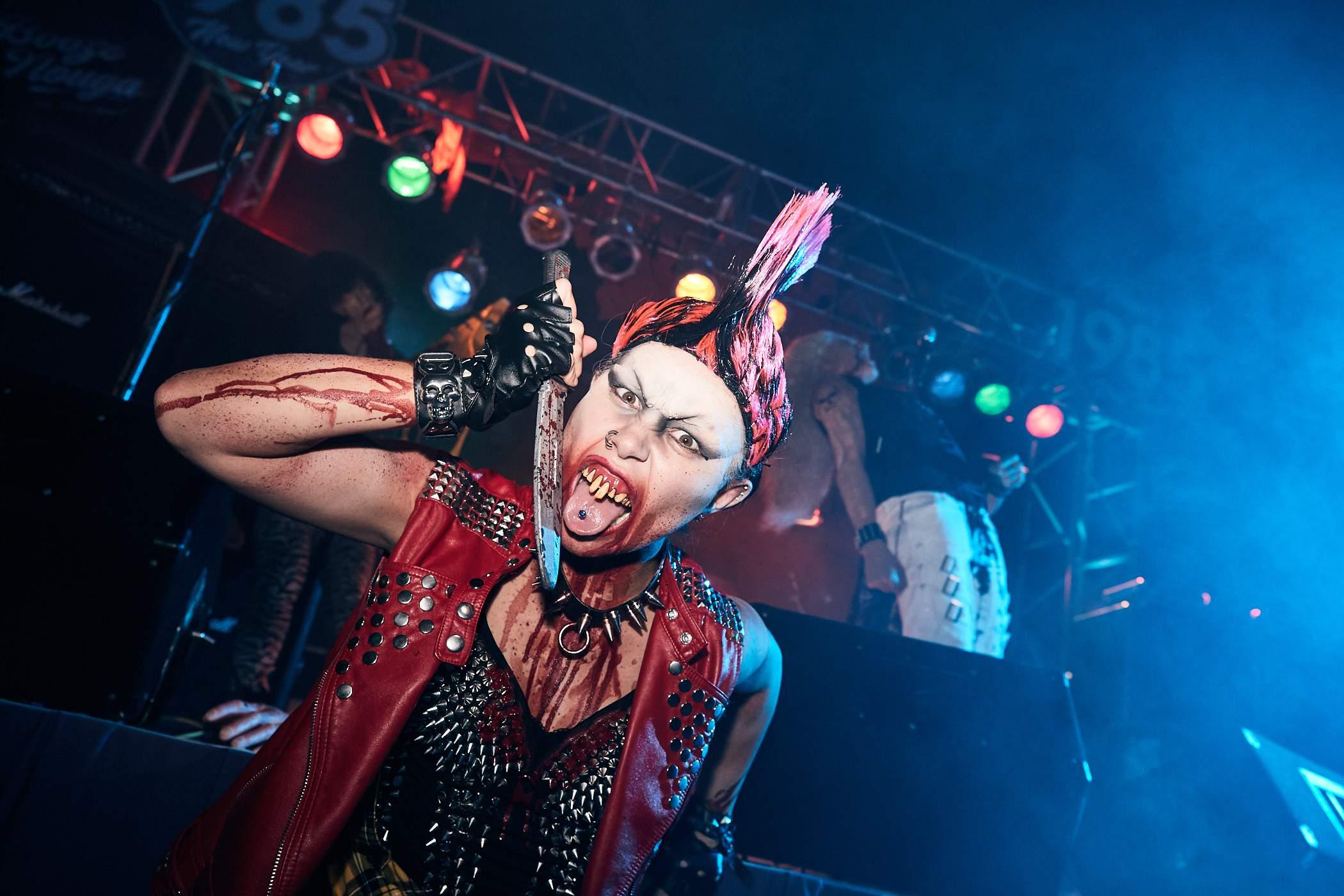 Howl O Scream Or Halloween Horror Nights 2020 Halloween Horror Nights, Howl O Scream look to the '80s and