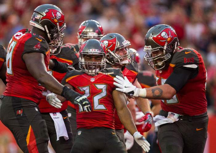 Why the Bucs are overjoyed that Doug Martin is back
