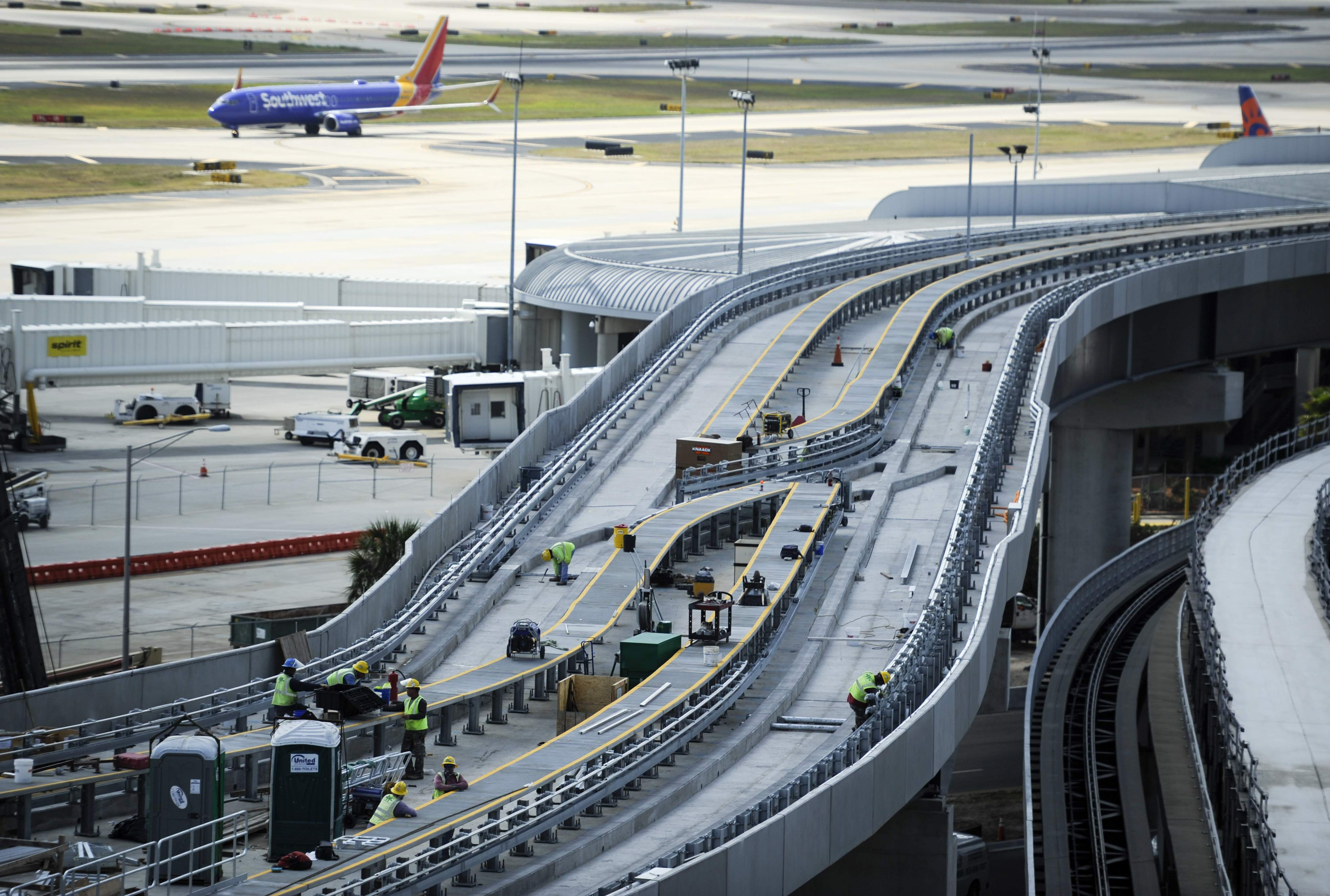 Audit of Tampa airport raises questions about spending and