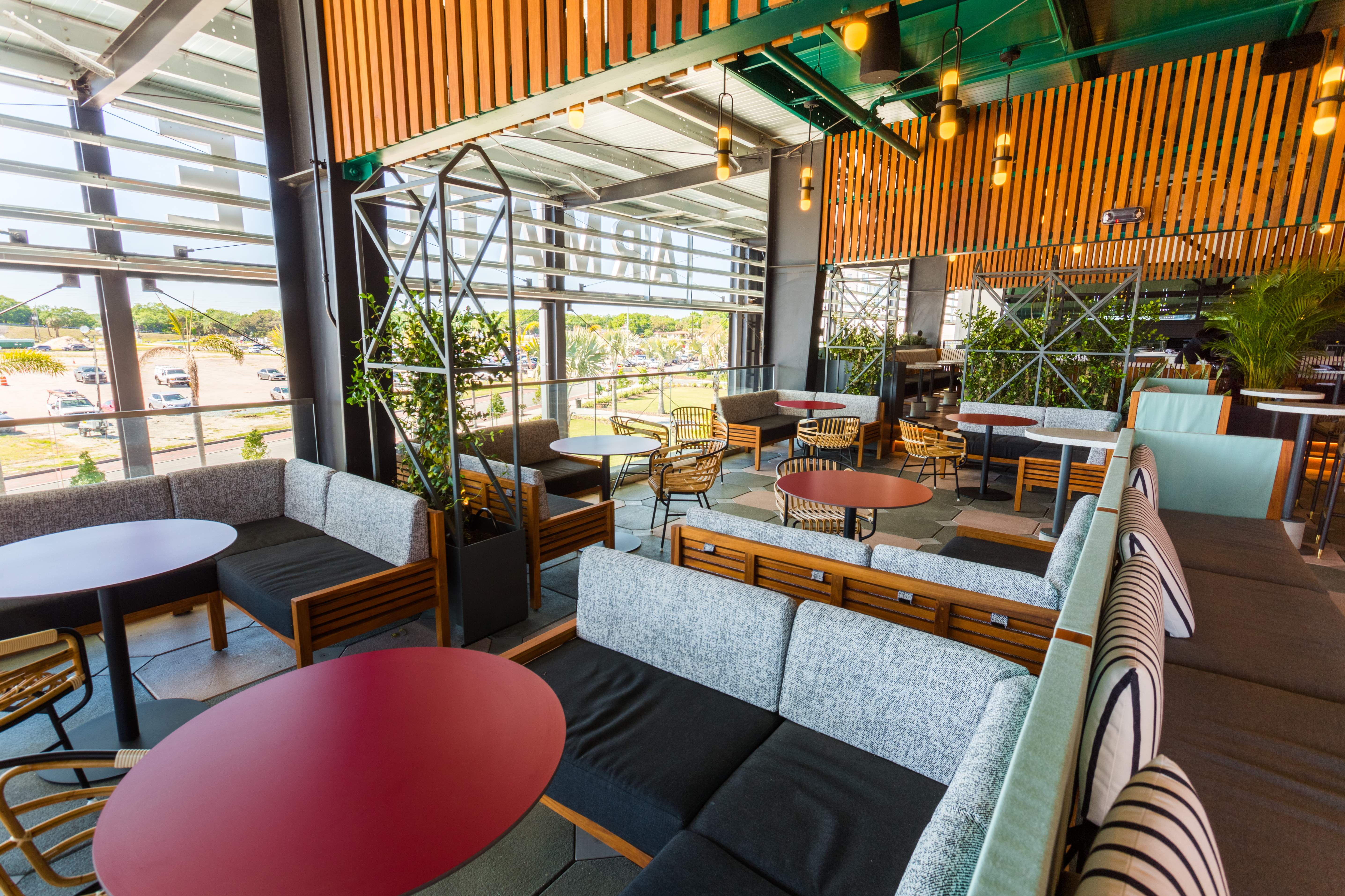 Armature Works rooftop bar M Bird is now open in Tampa Heights