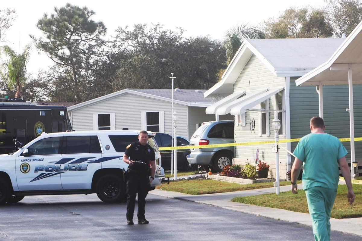 Three found dead in Tarpon Springs home