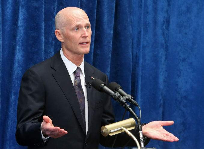 Scott's prison budget fails to include money to investigate