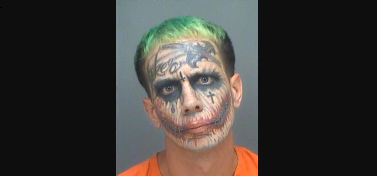 Check Out The Facial Tattoos Of The Man Called The Miami
