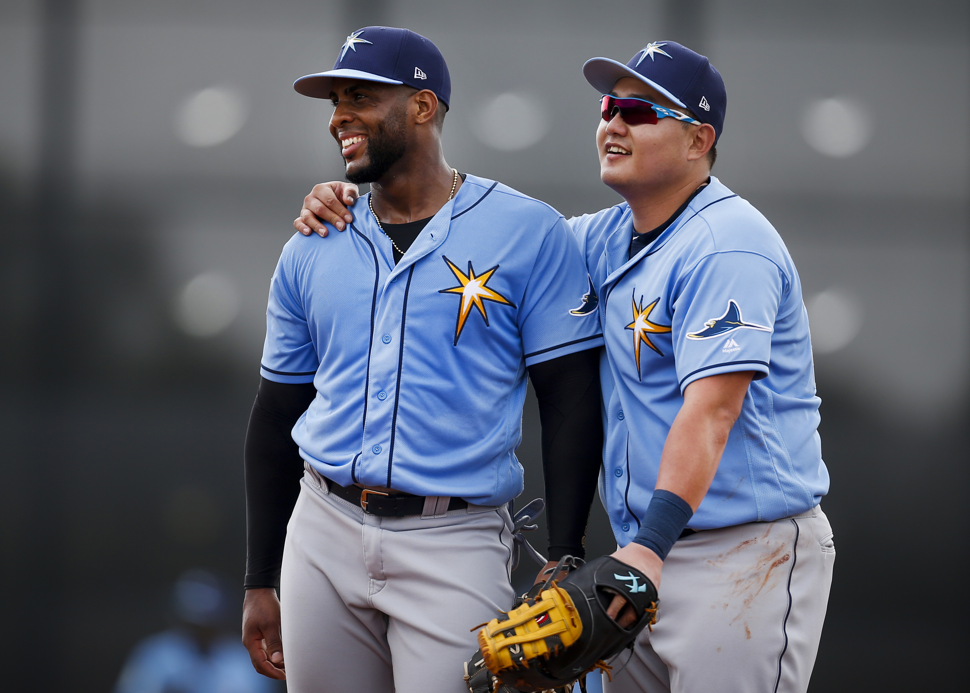 First base boot camp now in session for Rays