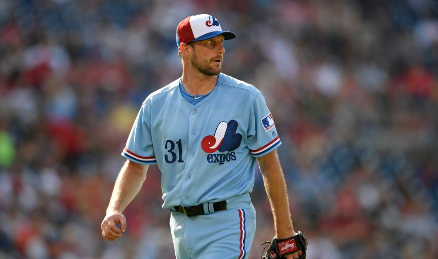 Nationals ace Max Scherzer not a fan of Rays' Montreal plan