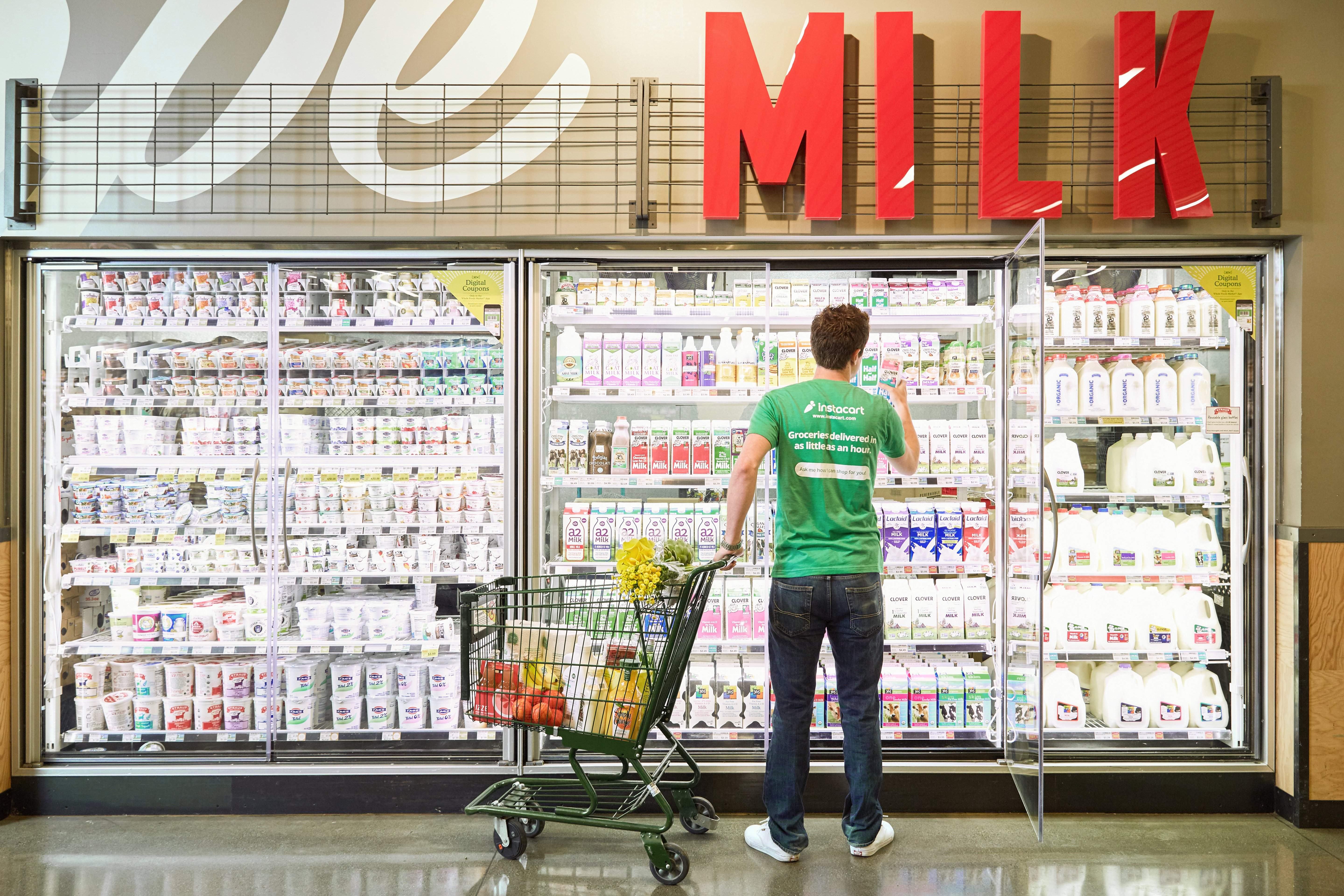 Drinks to your door: Publix, Instacart roll out home liquor