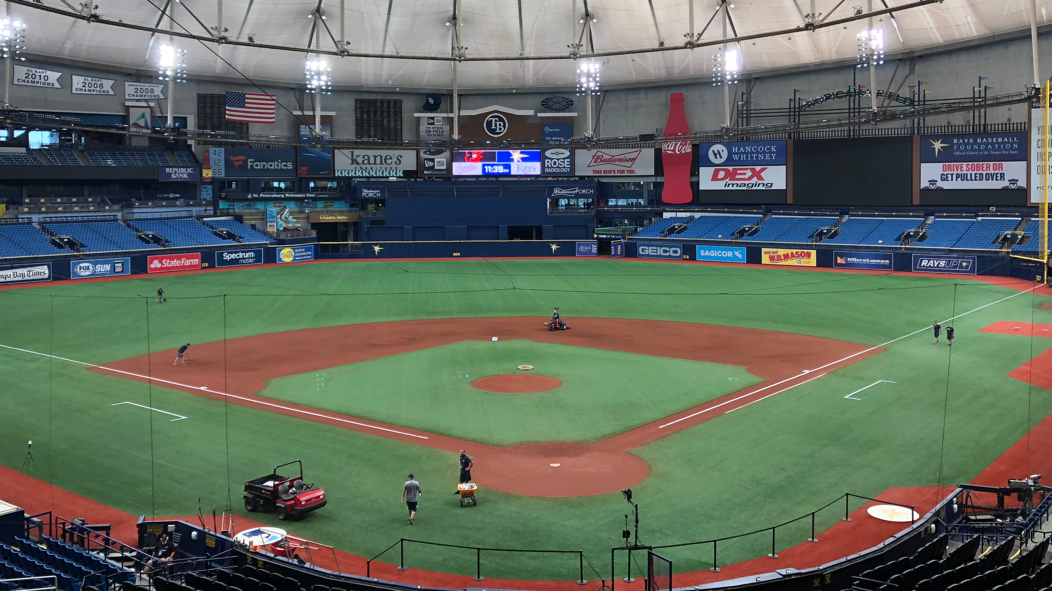 Updated Rays Vs Orioles Lineups For A Rare Doubleheader