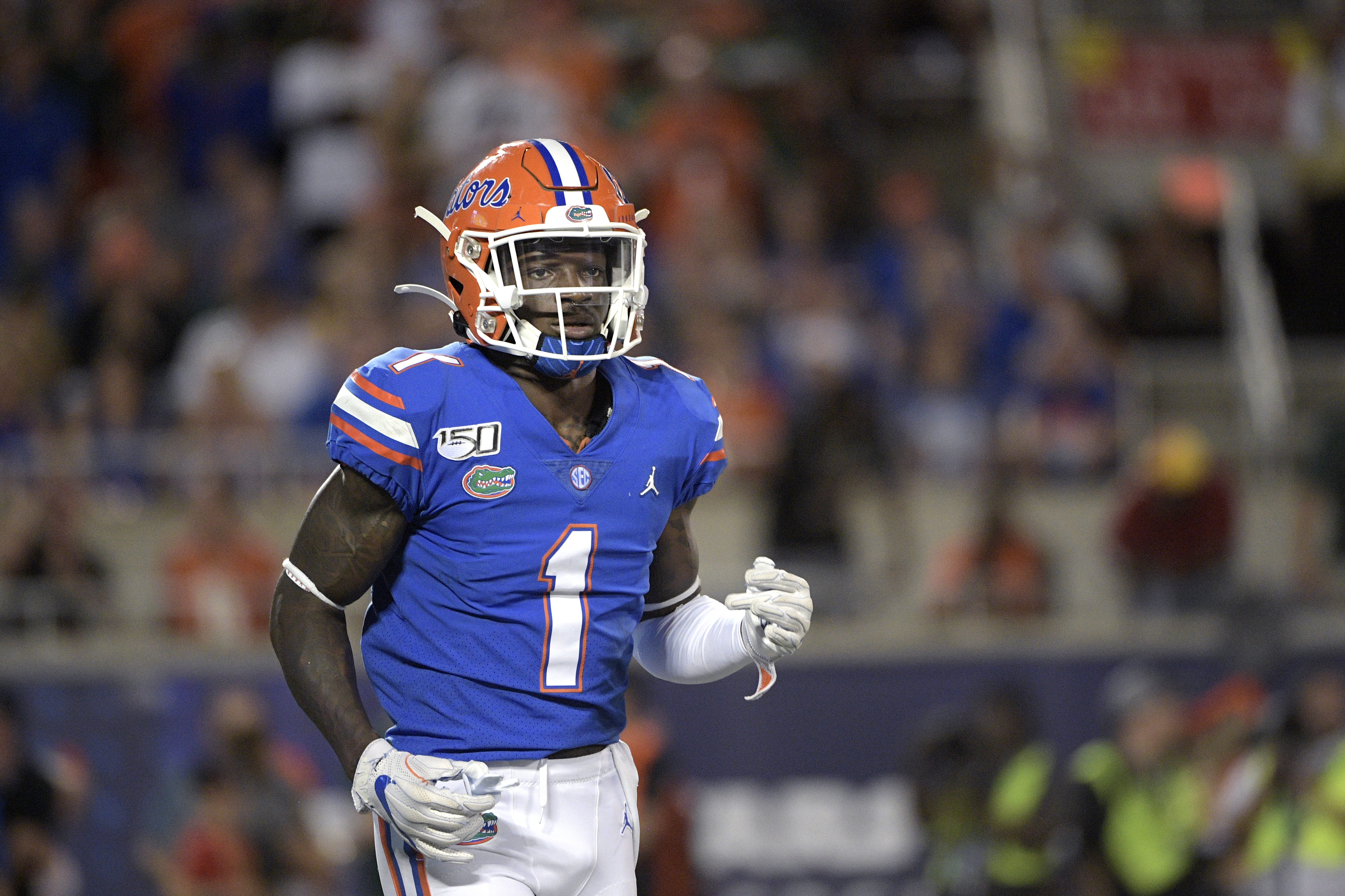 best website 8591c a8a99 Florida Gators' Kadarius Toney will be out a couple weeks