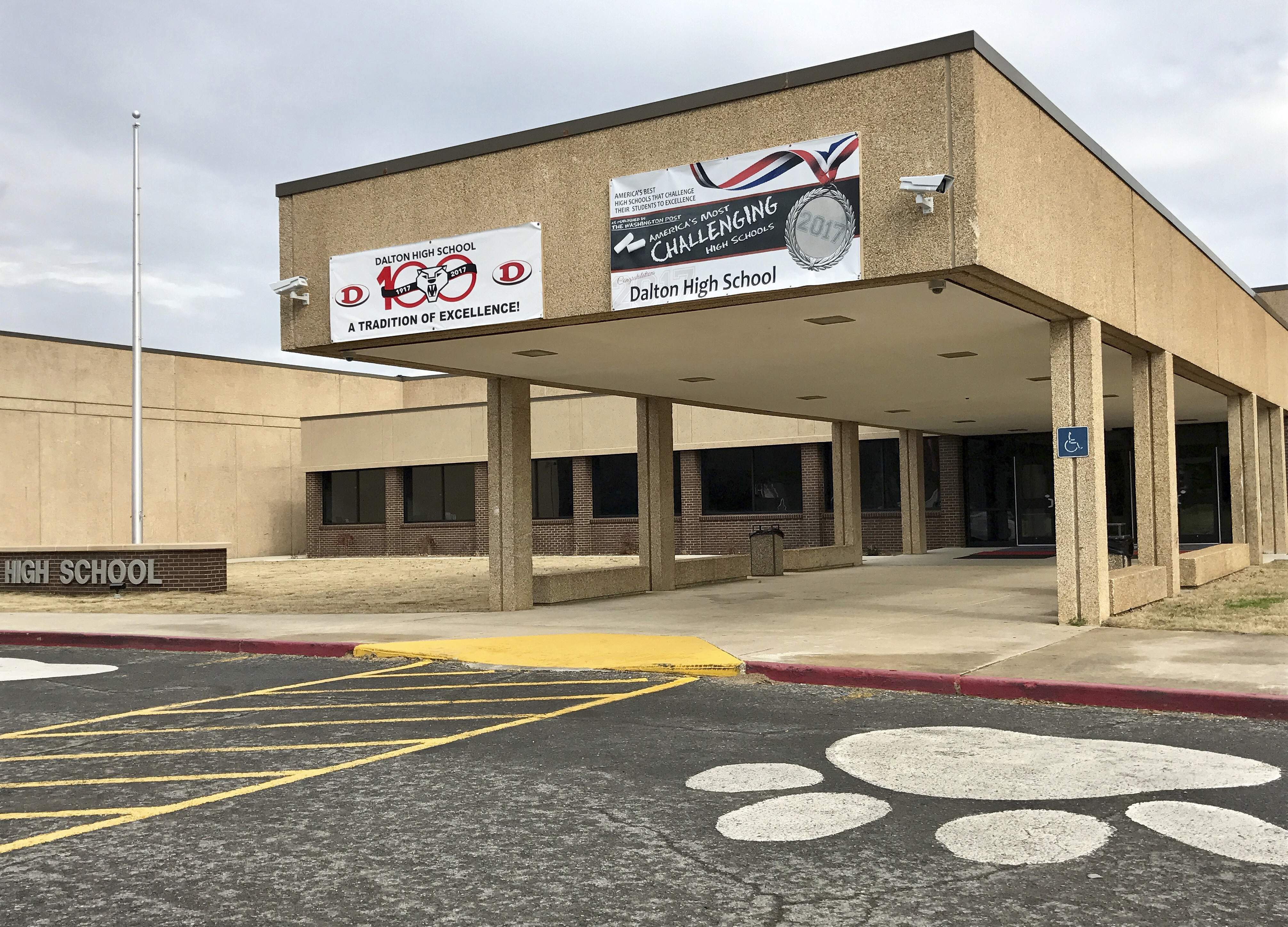 Georgia teacher in custody after report of shots at school
