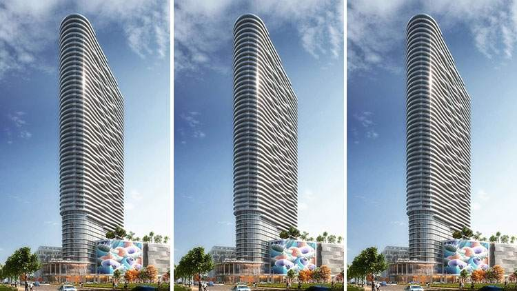 Brink: St  Petersburg's controversial 50-story condo tower