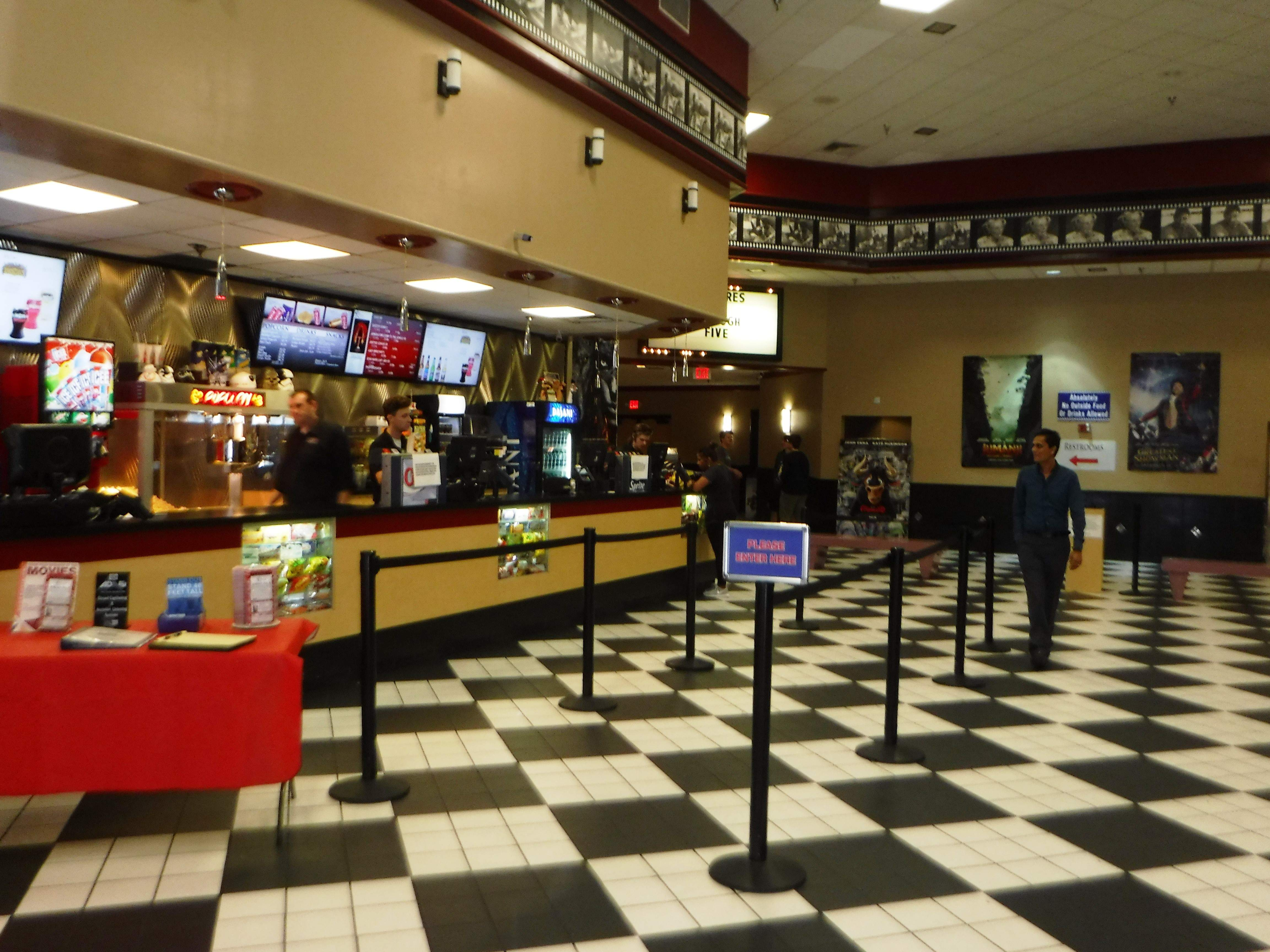 Spring Hill Movie Theater Gets Makeover
