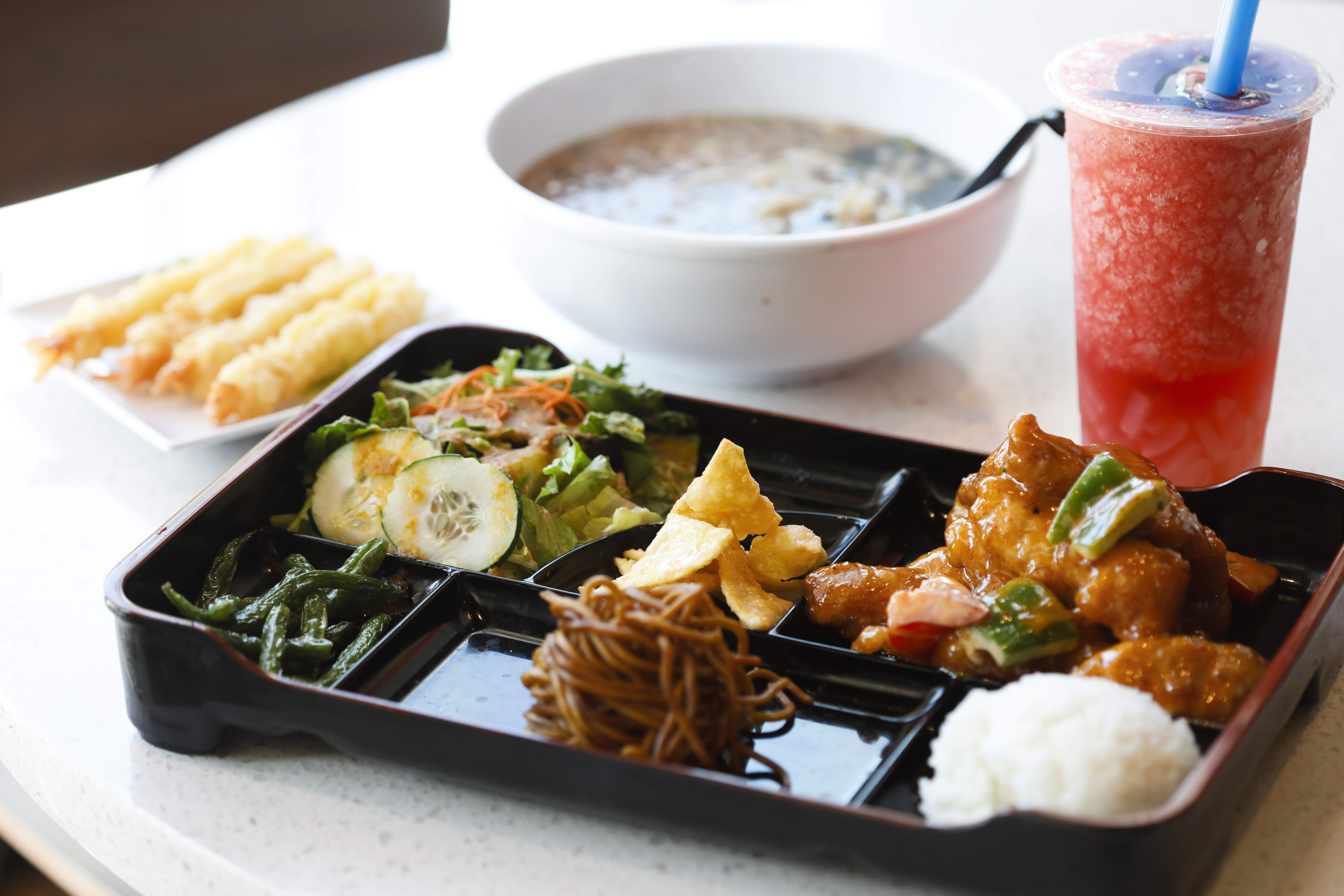 Restaurant Review Will Bento Stand Out In Downtown St