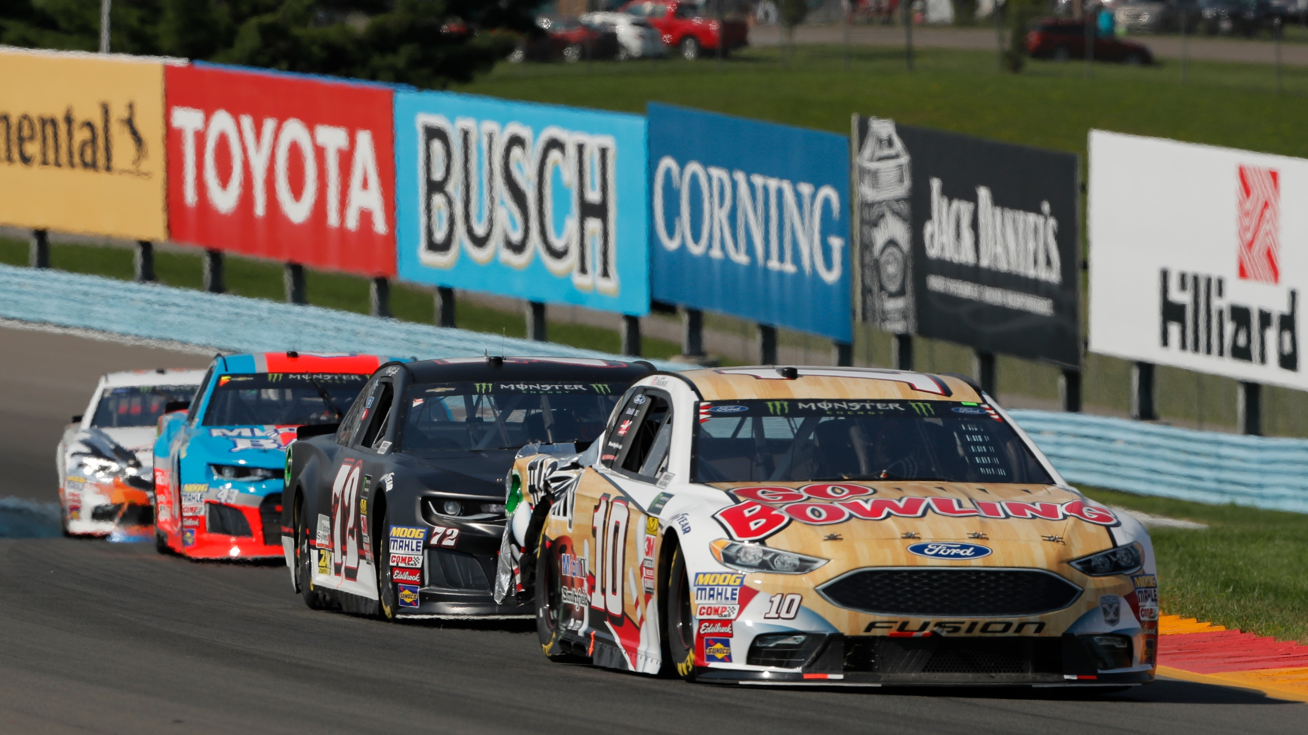 Watkins Glen Race Track >> Ask Aric Almirola How Does A Nascar Driver Prepare For