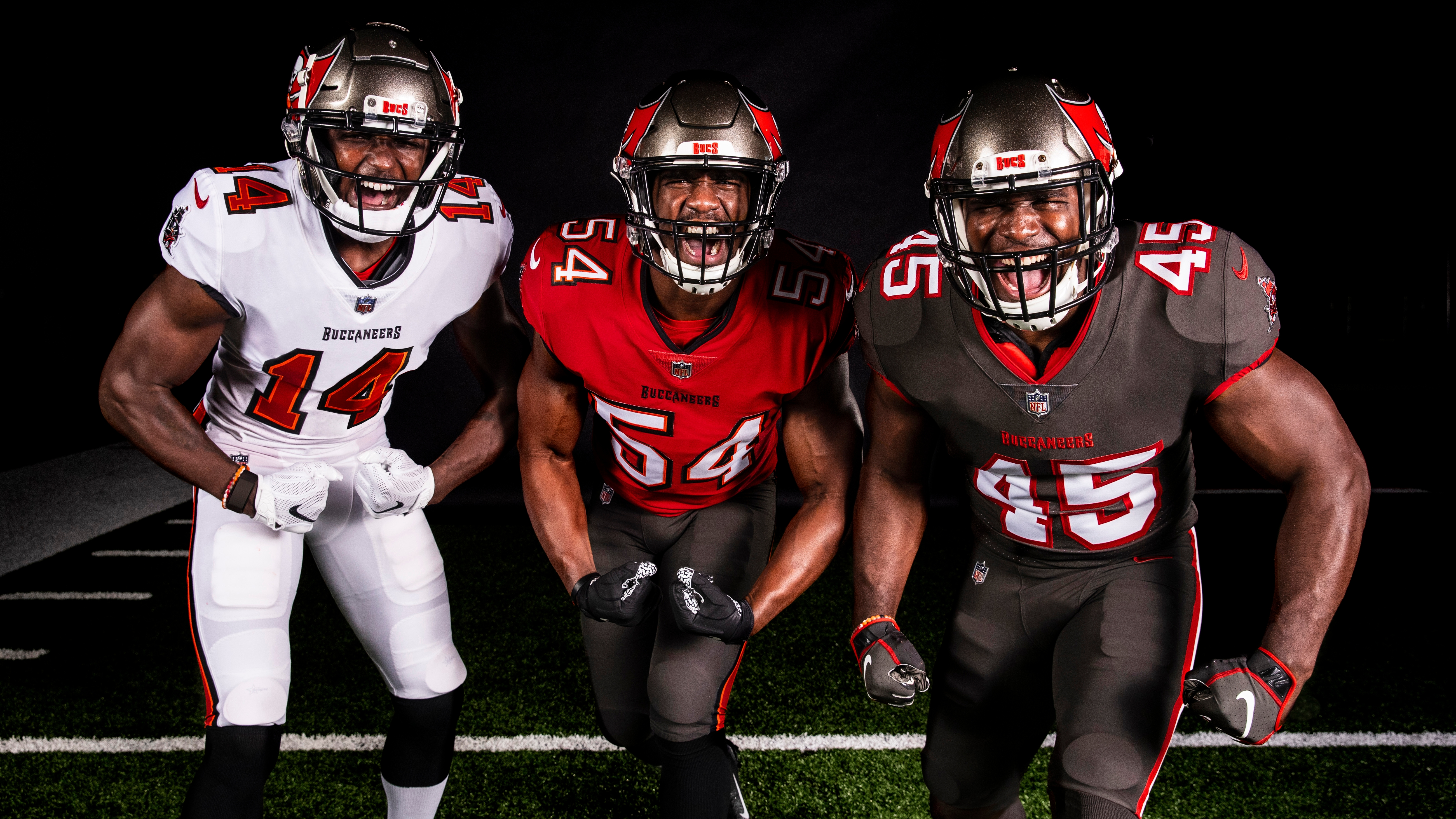 bucs uniforms go from one of nfl s worst to among its best tampa bay times