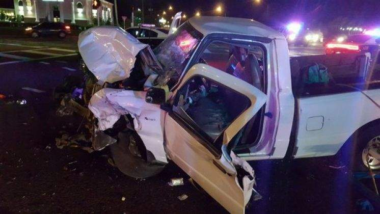 16-month-old boy dies after two-car crash in Riverview