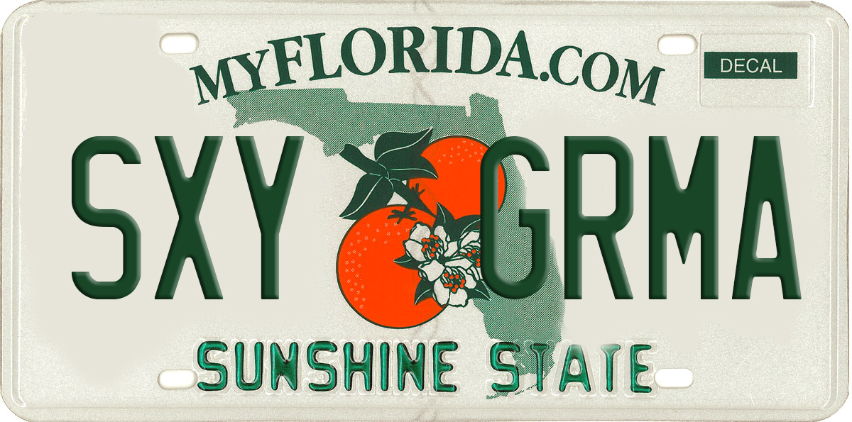 Here Are The Most Outrageous License Plates Submitted To The