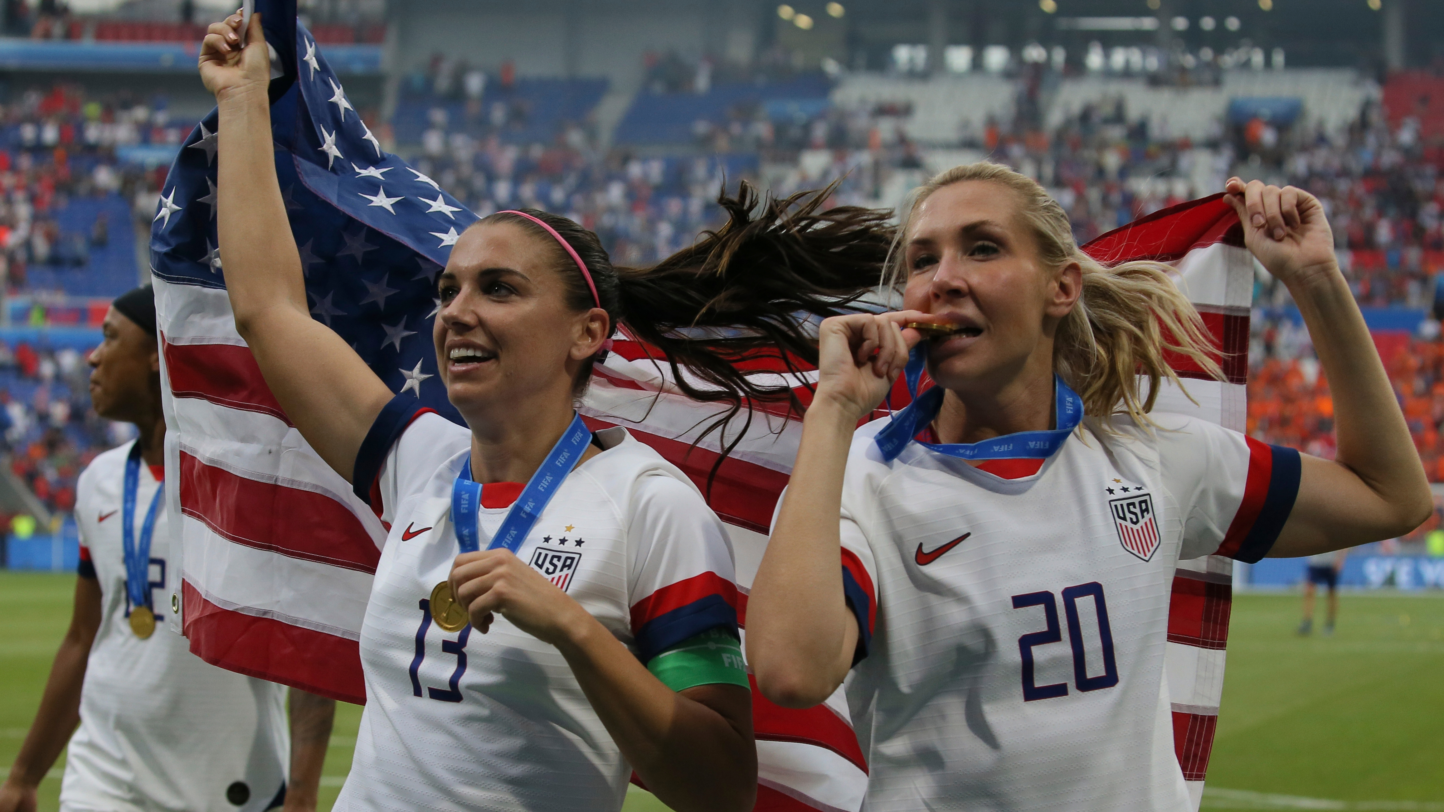 competitive price 2db99 d3622 How to catch Alex Morgan, other U.S. women with Orlando Pride