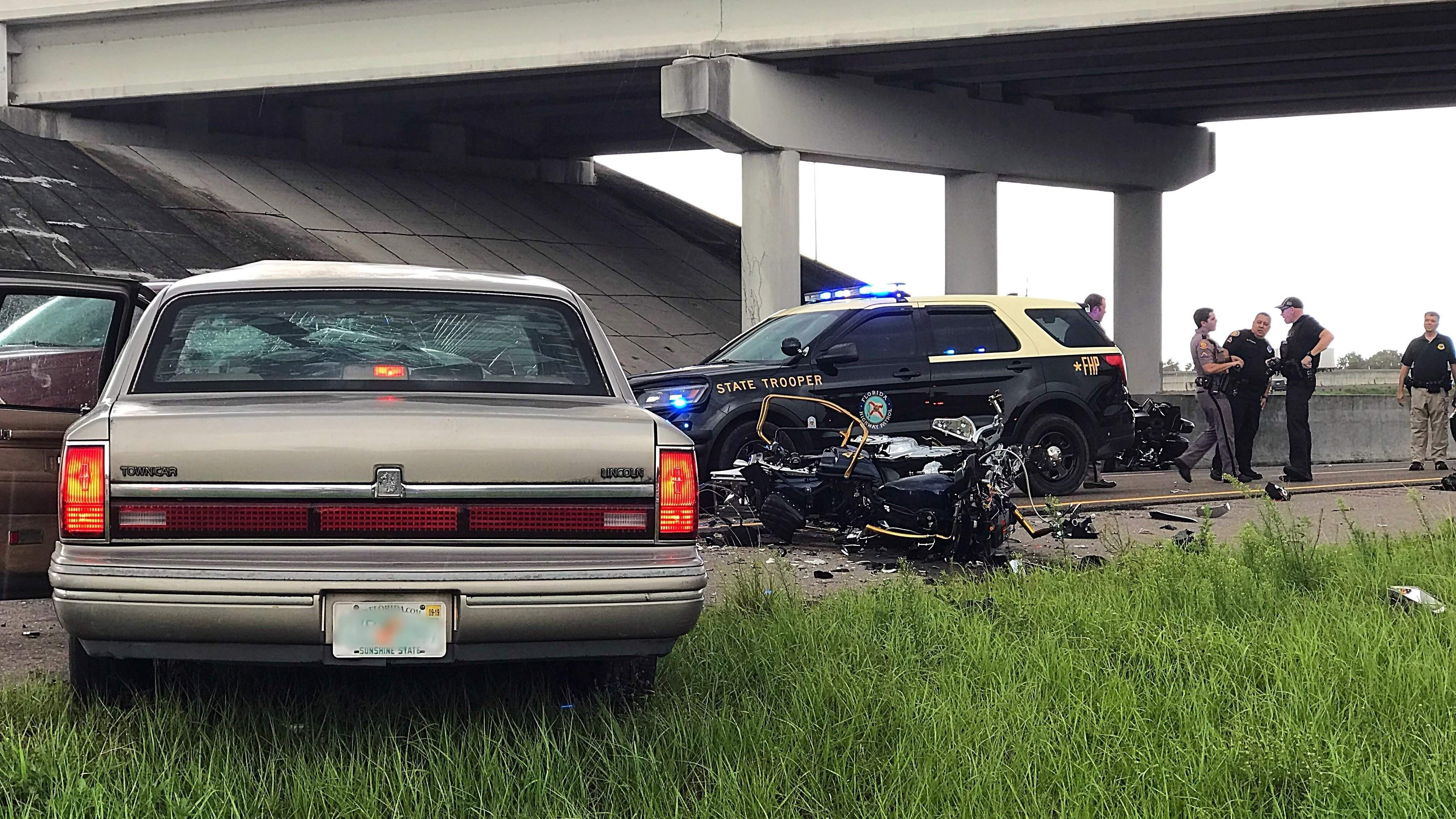 Confused driver causes fatal wrong-way crash on Interstate
