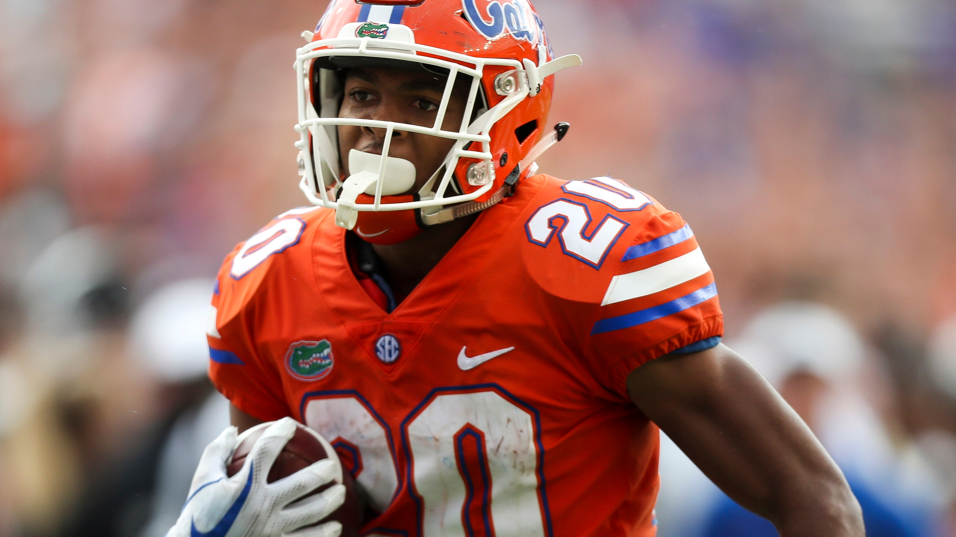 low priced caee4 f30c3 Florida Gators' Malik Davis playing smarter, faster in Year 3