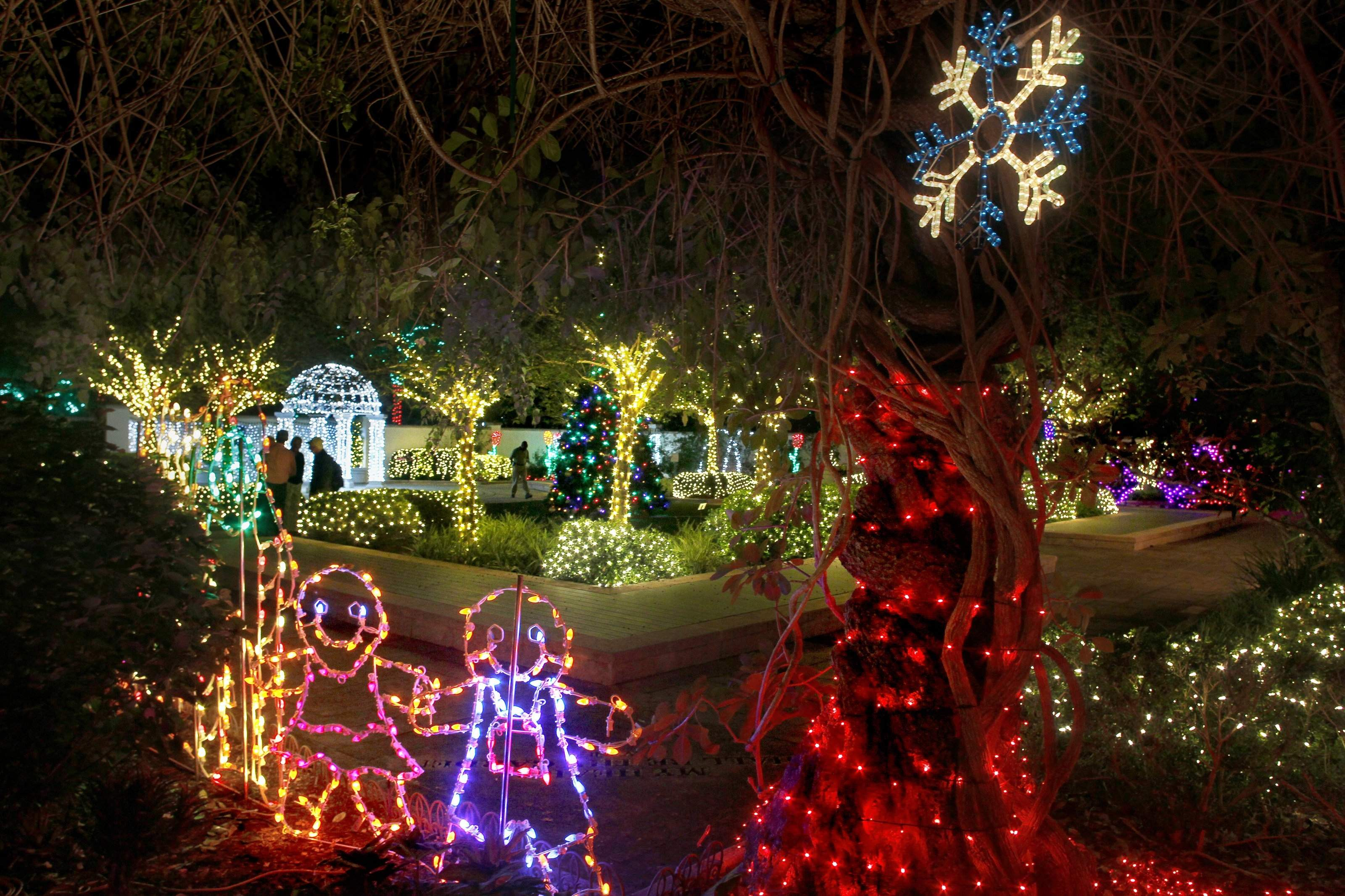 Christmas Light Display Near Me.Where To See Christmas Lights In Tampa Bay