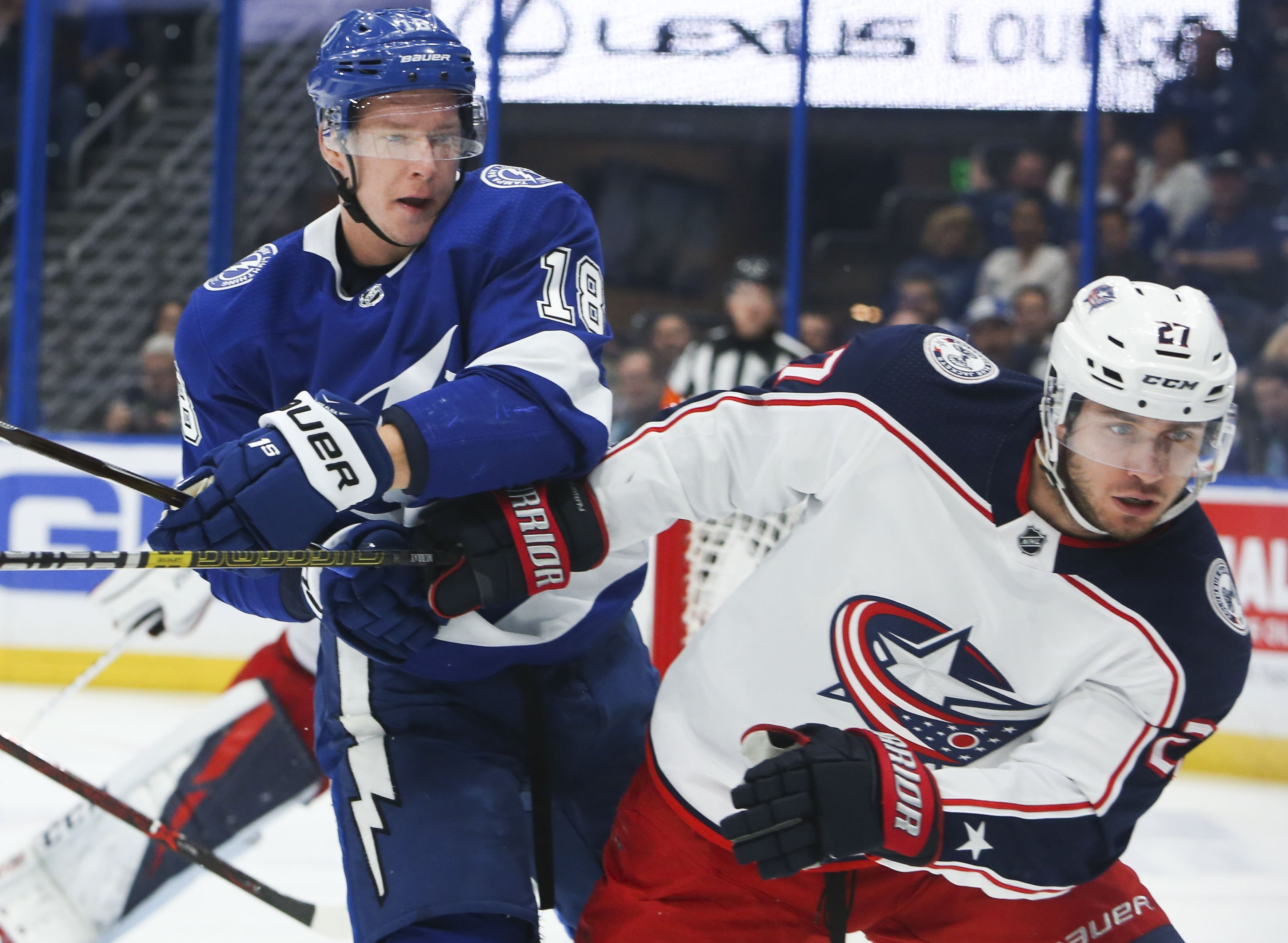 half off 3bdb2 3b1c8 5 things to know about the Columbus Blue Jackets