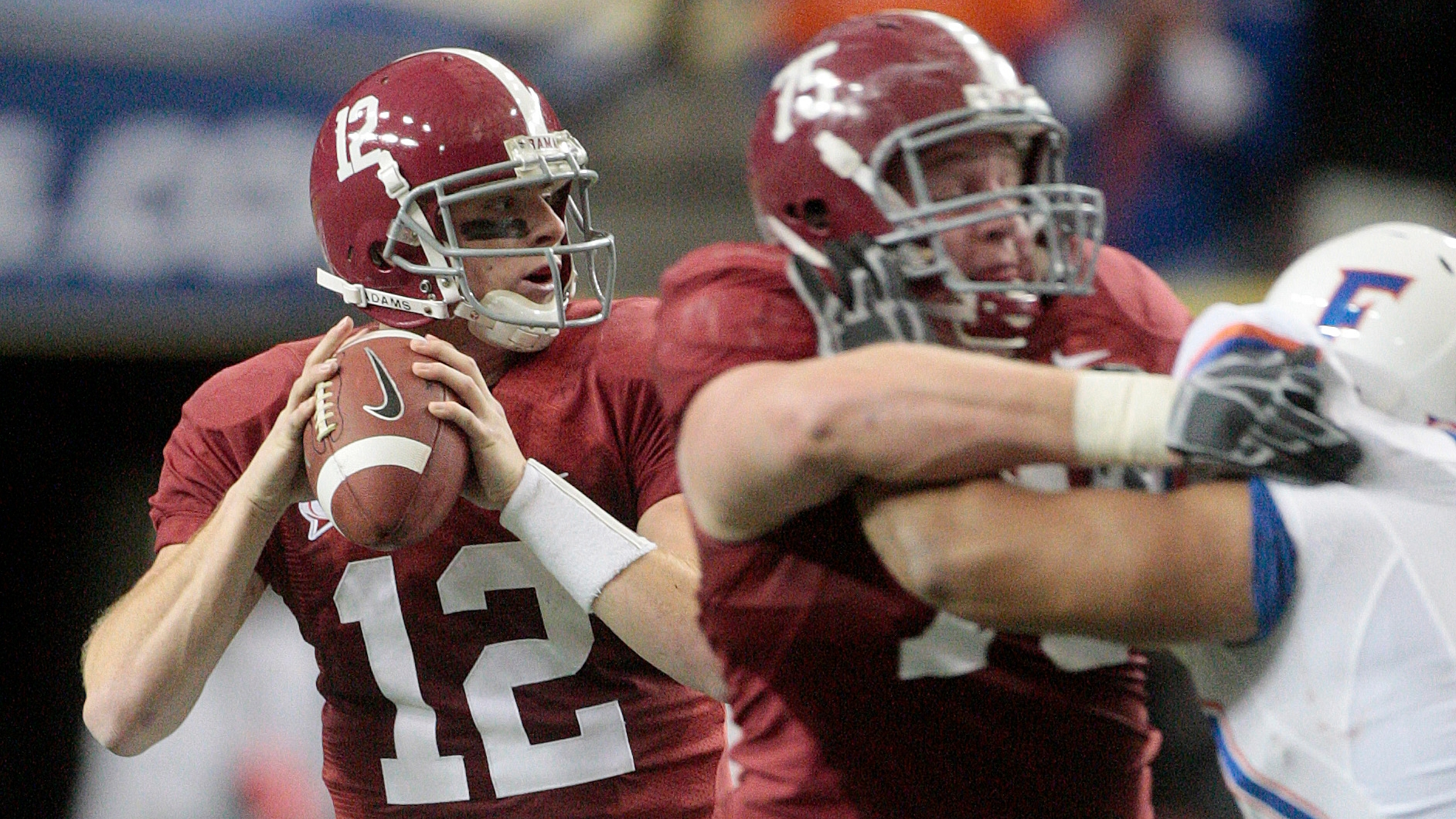 Greg Mcelroy I Wanted To Beat Tim Tebow