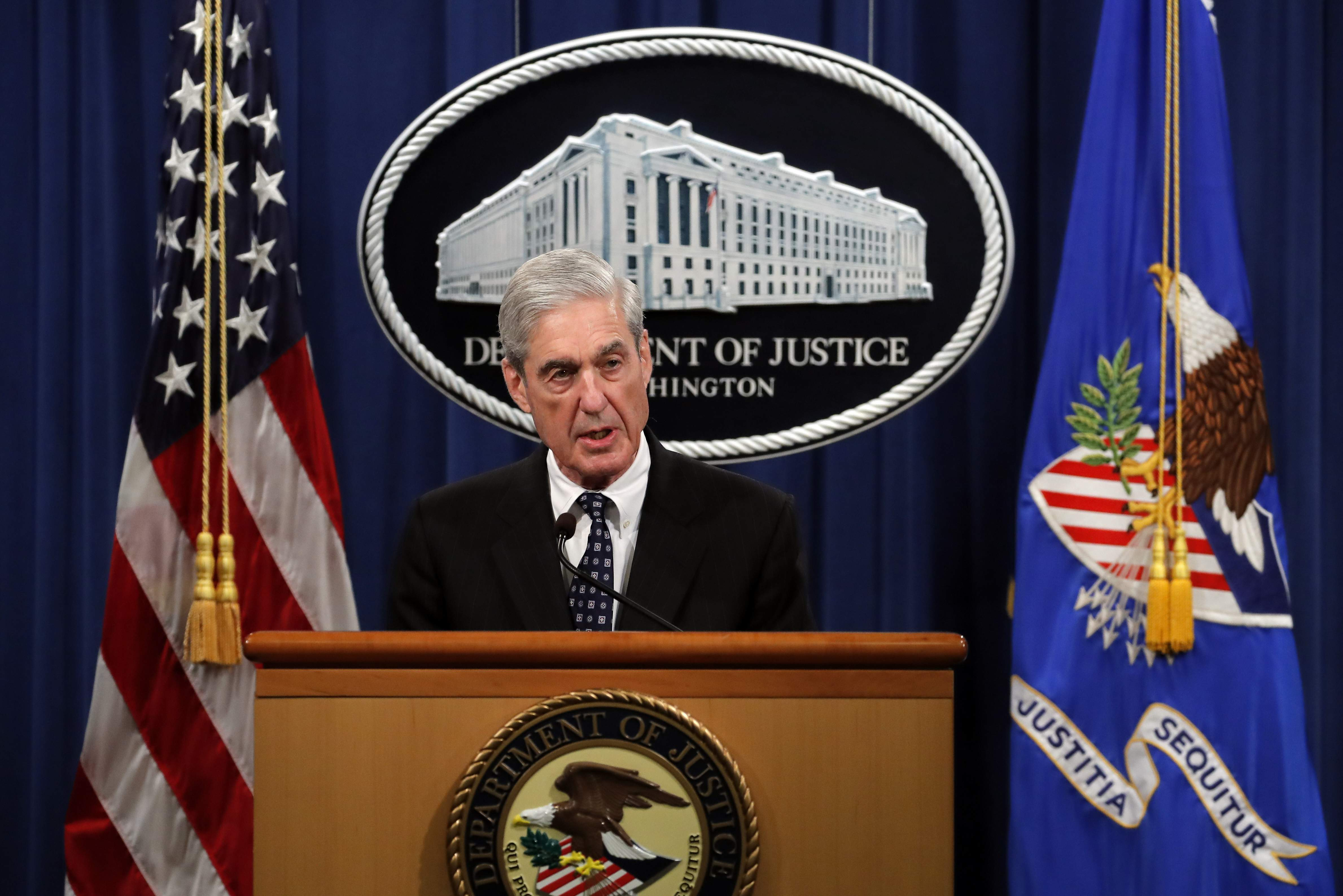 Watch the Robert Mueller testimony on the Russia probe live here