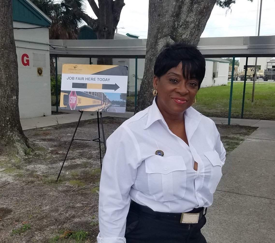 Beloved bus driver 'Ms  Cherry' planned to retire  Crash