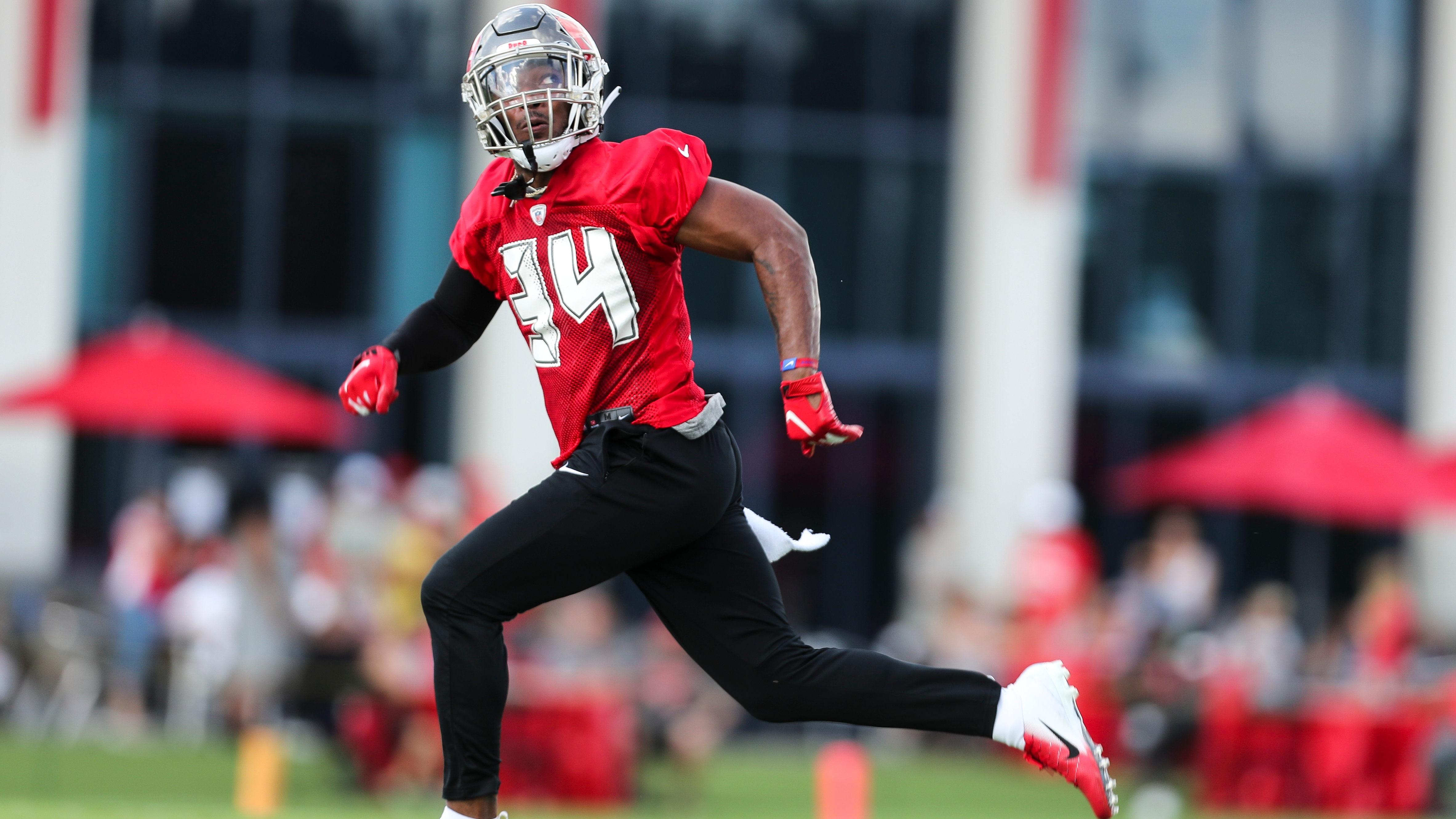 What Bucs receiver Mike Evans stands for