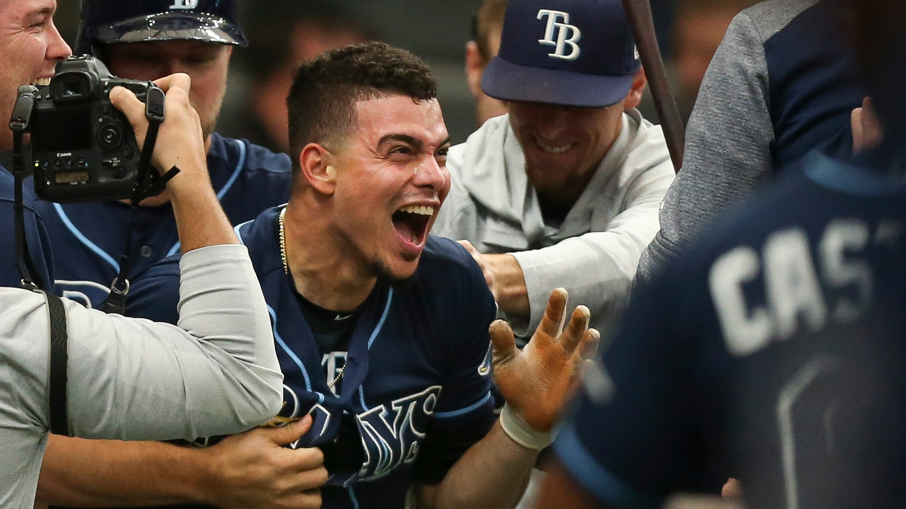 Rays keep the thrills alive against Seattle with another walkoff victory