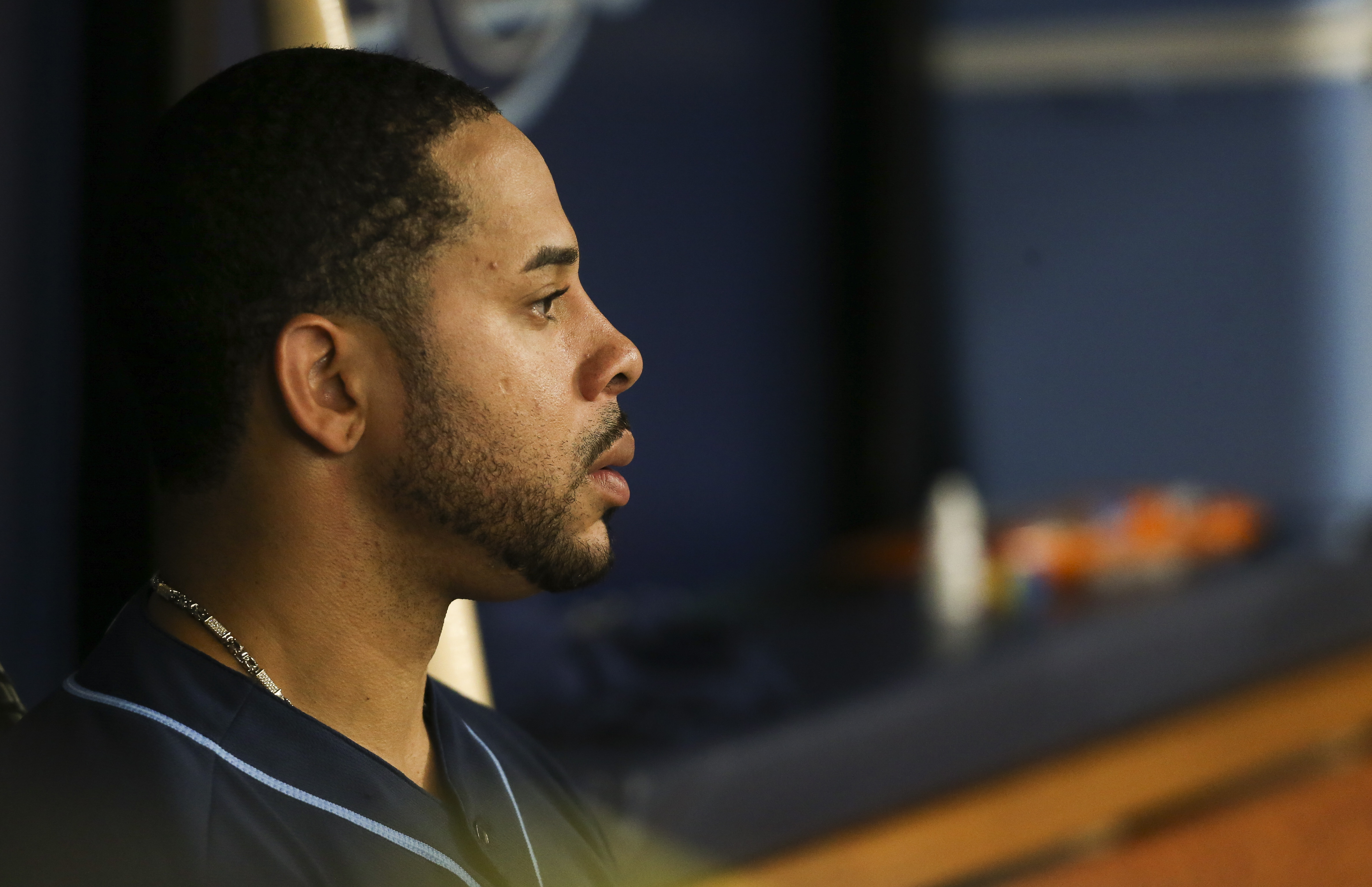 Pitchers squirm when Rays' Tommy Pham comes up with bases loaded