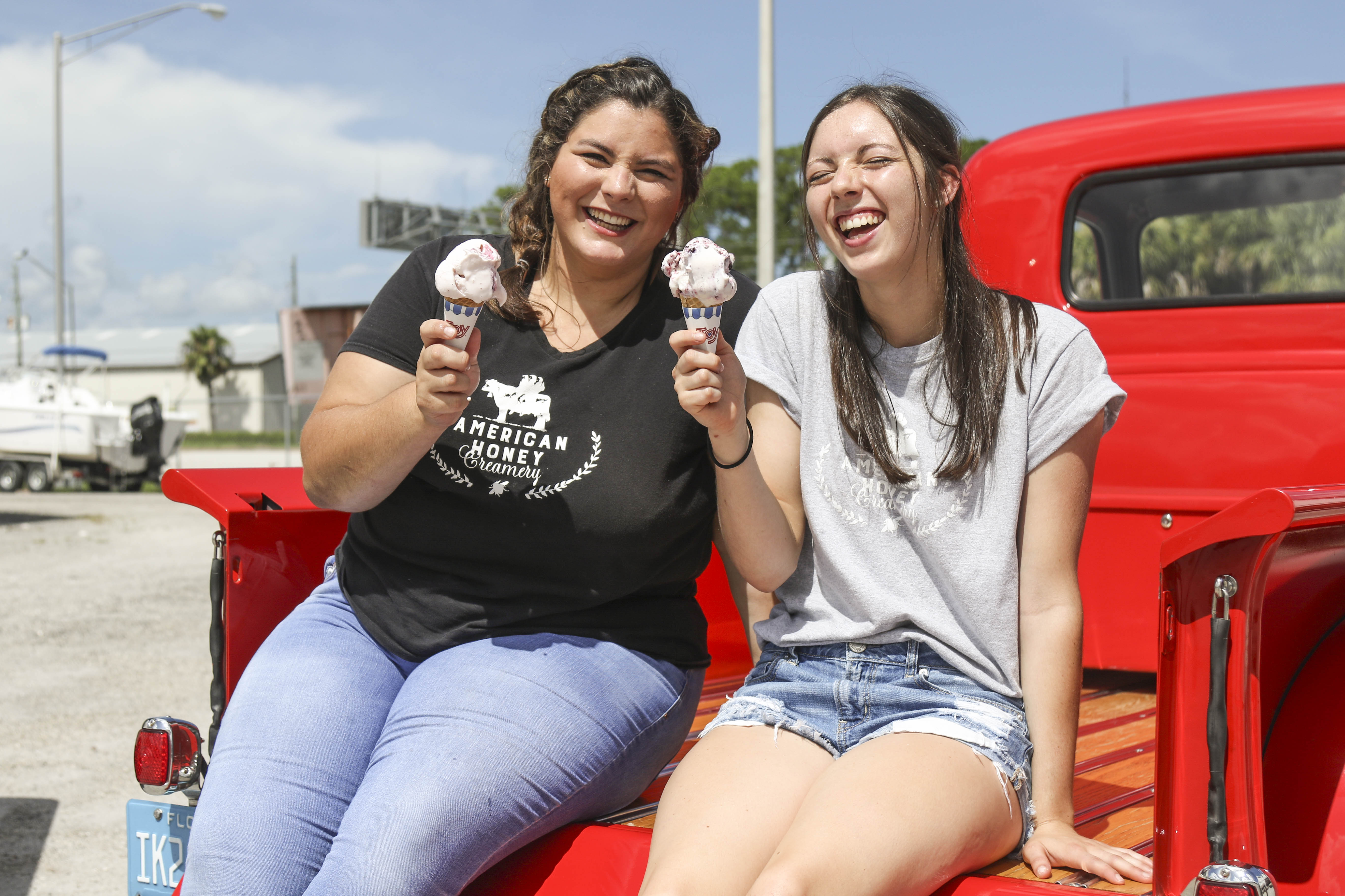 These sisters are serving up small-town charm and from