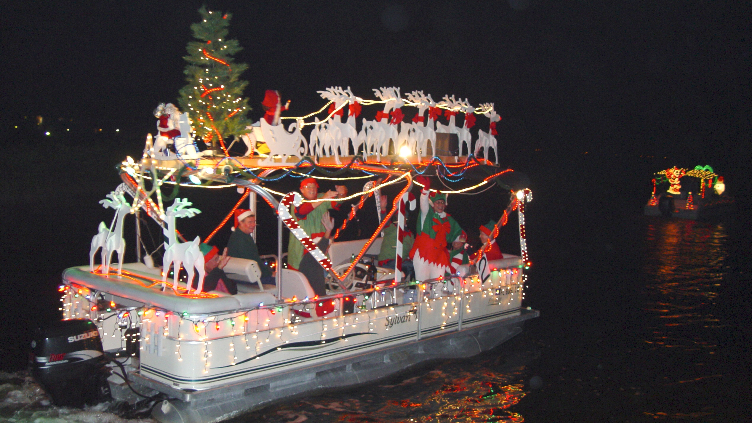 Hernando Christmas Parade 2020 Boaters can join Christmas parade and other Hernando news
